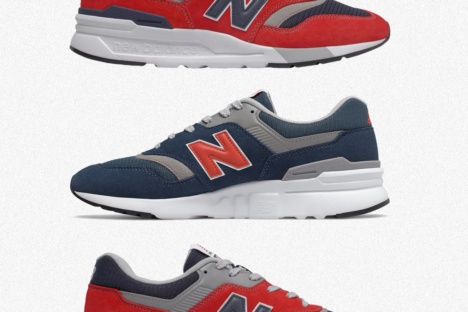Shop New Balance's 997H Sneakers $40