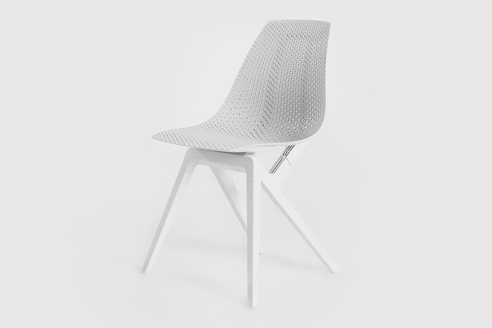 noho chair white