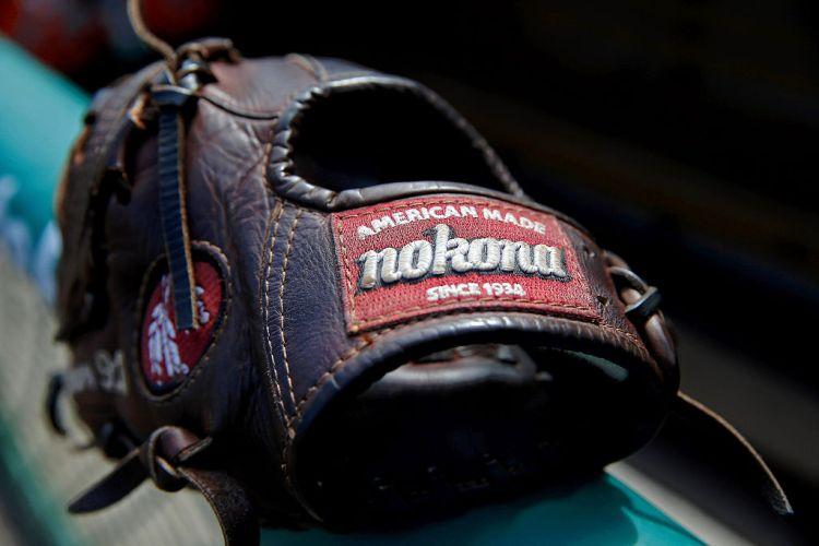 Nokona baseball glove