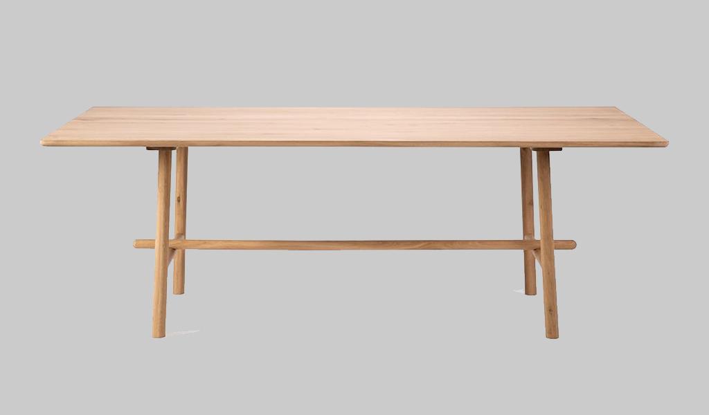 Garrison Oak Table