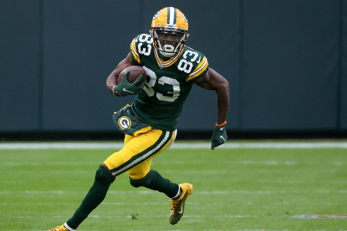 Marquez Valdes-Scantling Got Death Threats After Fumbling for Packers