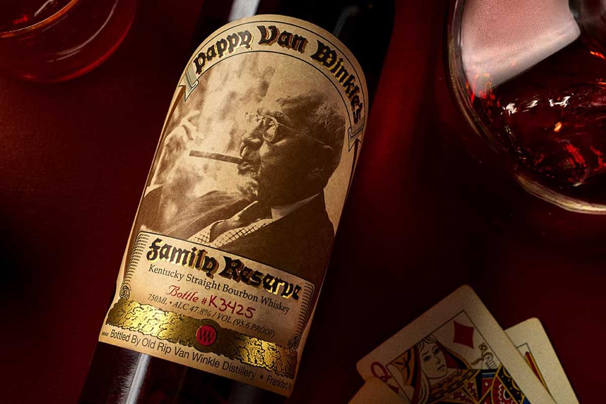 Spend $75 at Huckberry and You May Win a Bottle of Pappy Van Winkle