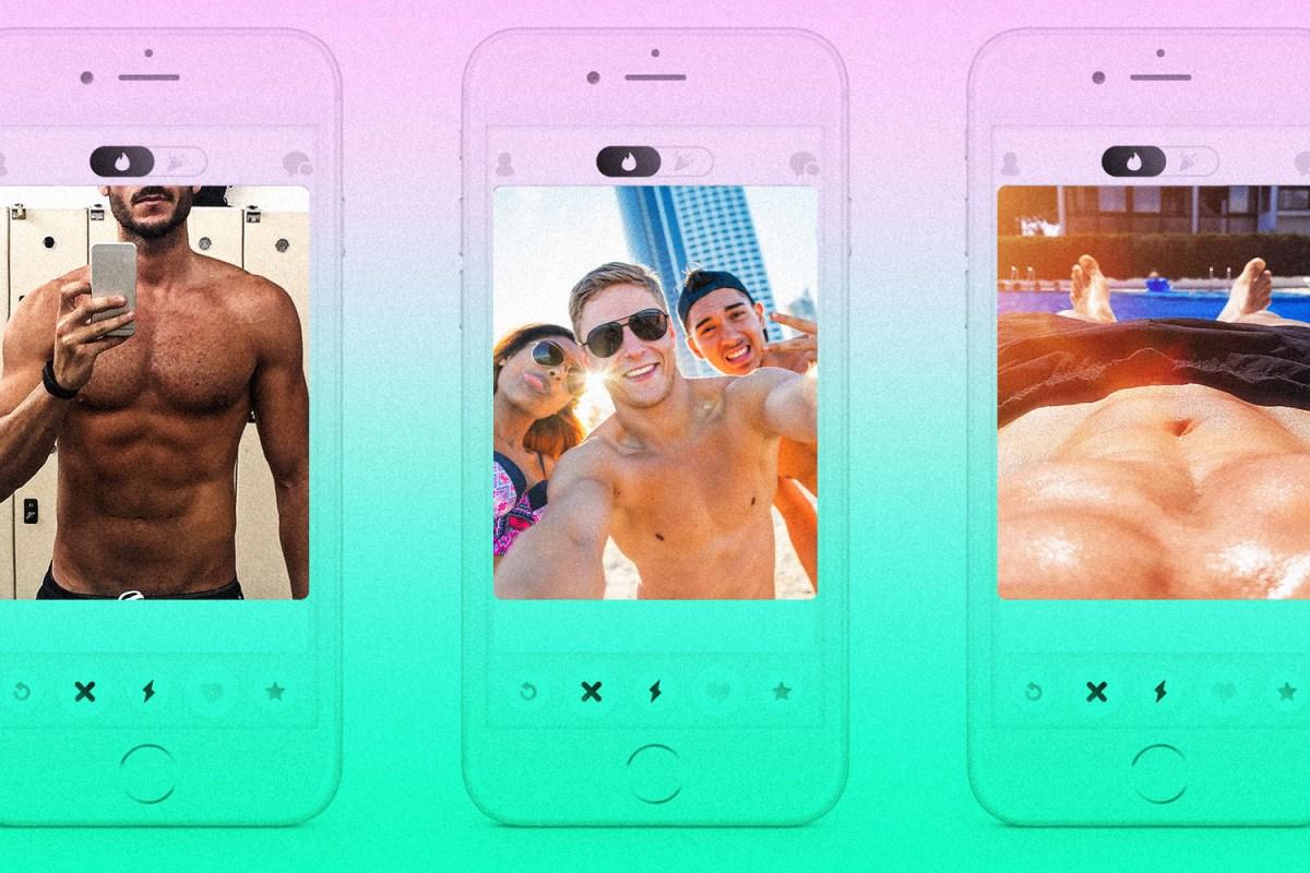 dating app photos