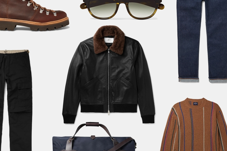 The 10 Best Deals From Mr Porter's Black Friday Sale