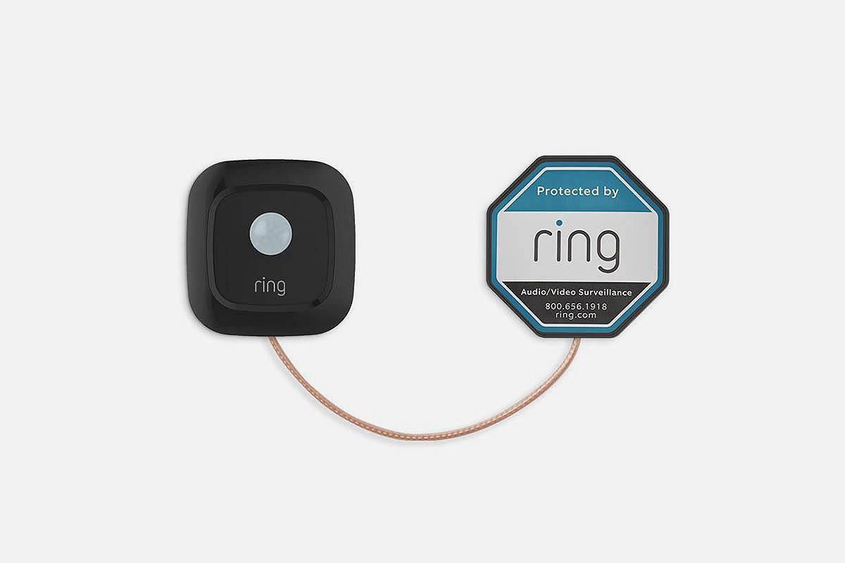 Ring Mailbox Sensor