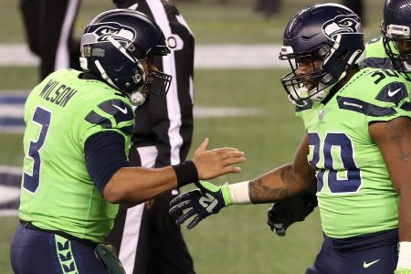 "Seahawks Seize Control of NFL's Best Division With Win Over Cardinals on ""TNF"""