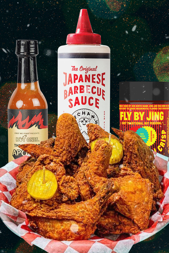 hot sauce, nashville chicken and more