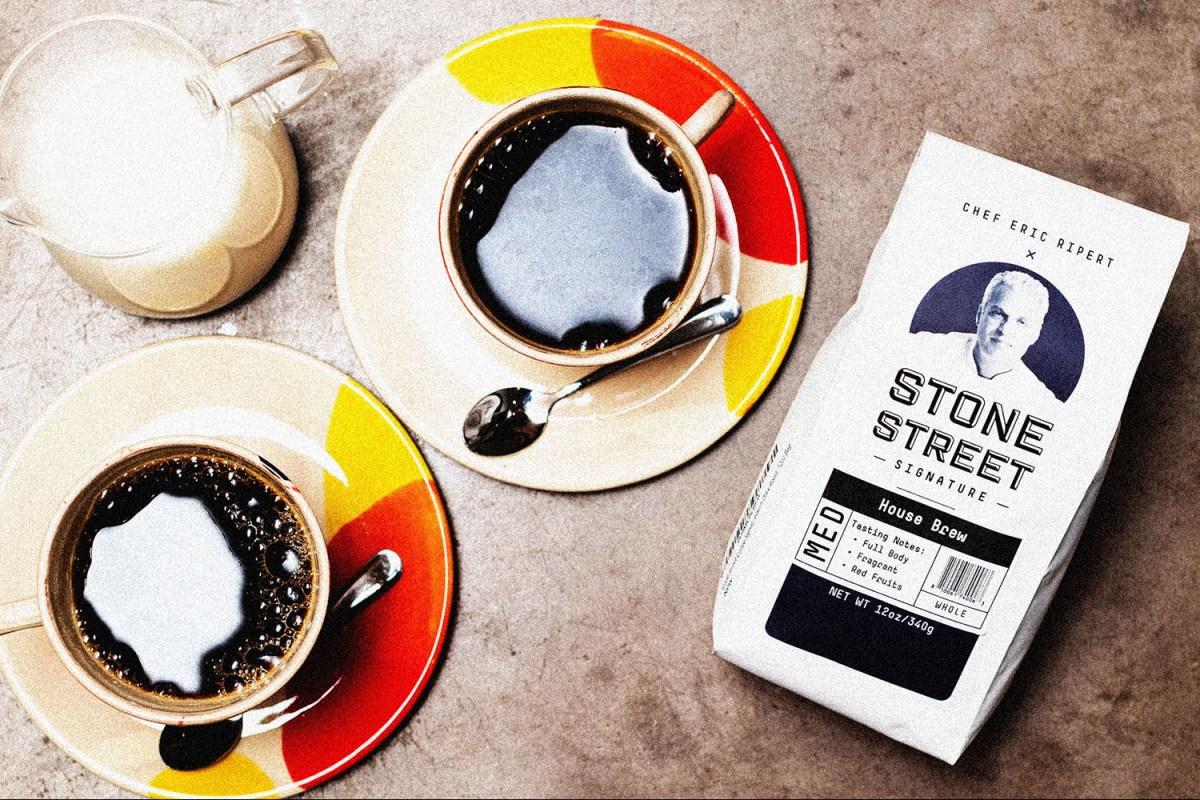 eric ripert stone street coffee