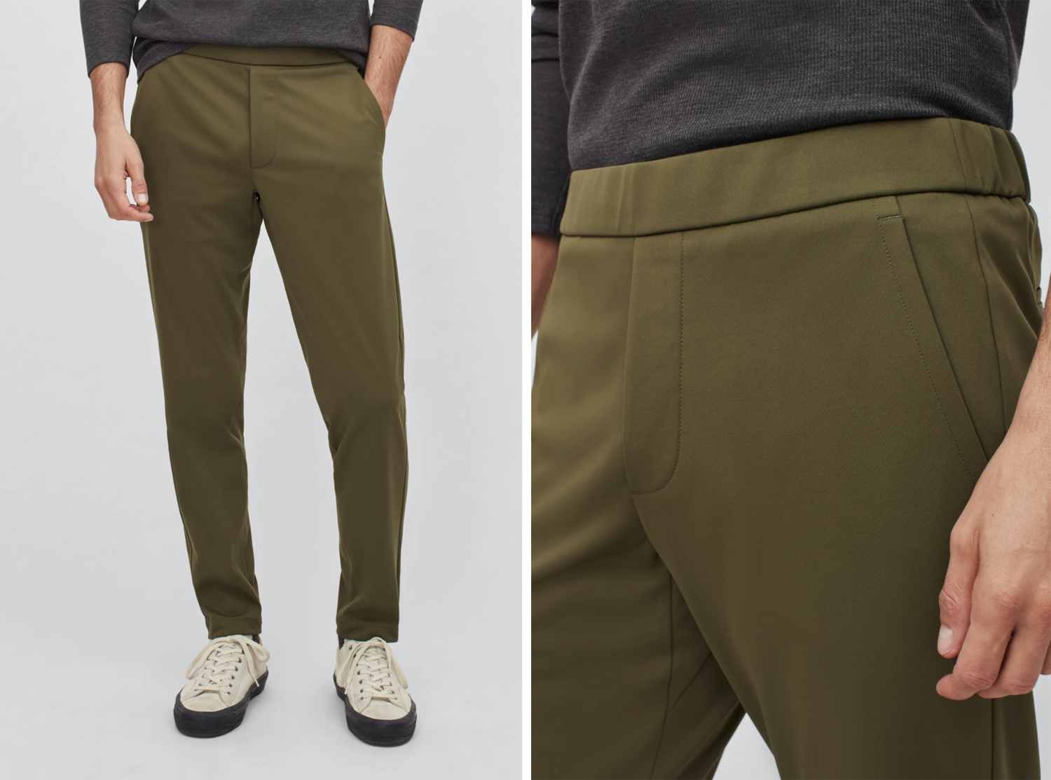 With green chinos what goes What to