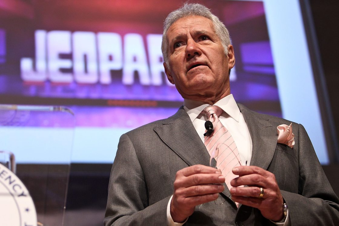"Who's Favored to Replace Alex Trebek on ""Jeopardy!"""