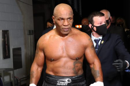 Mike Tyson Got High Before and After Roy Jones Jr. Bout