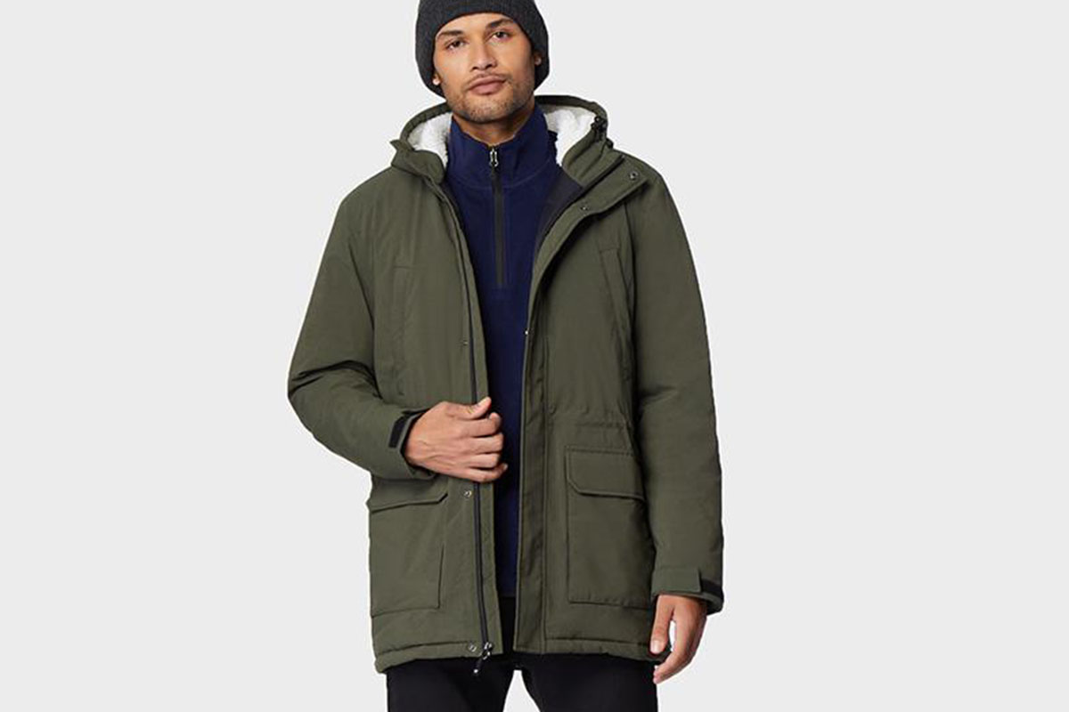 32 Degrees Urban Parka