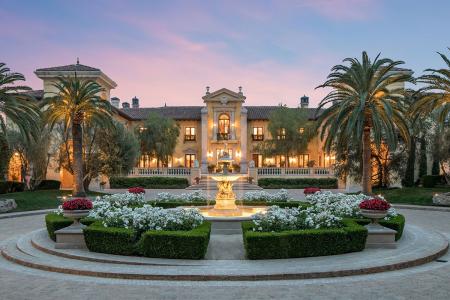 Villa Firenze mansion Beverly Hills