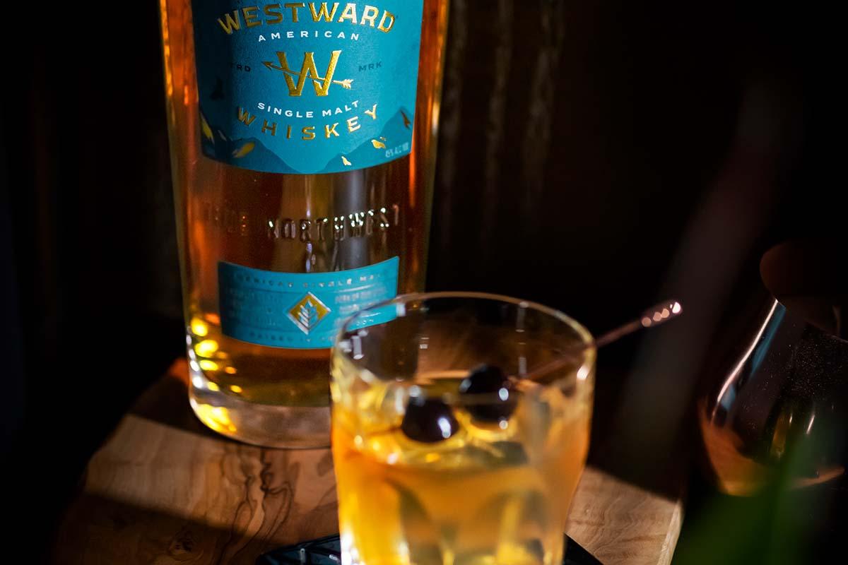 Westward Old Fashioned