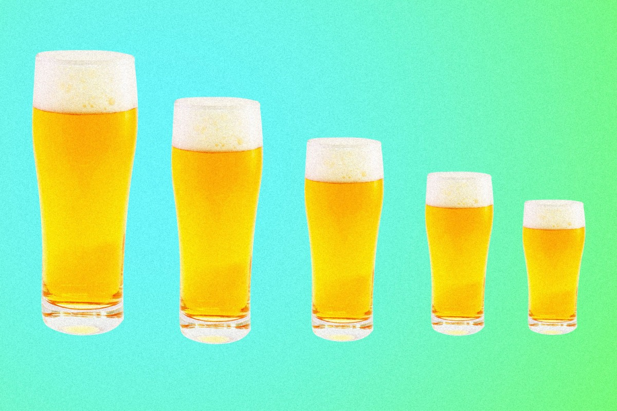 Consider the 2 percent beer