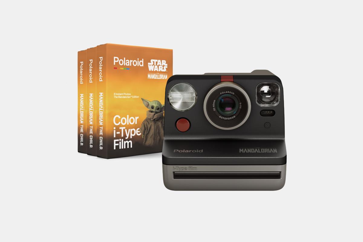 star wars polaroid camera