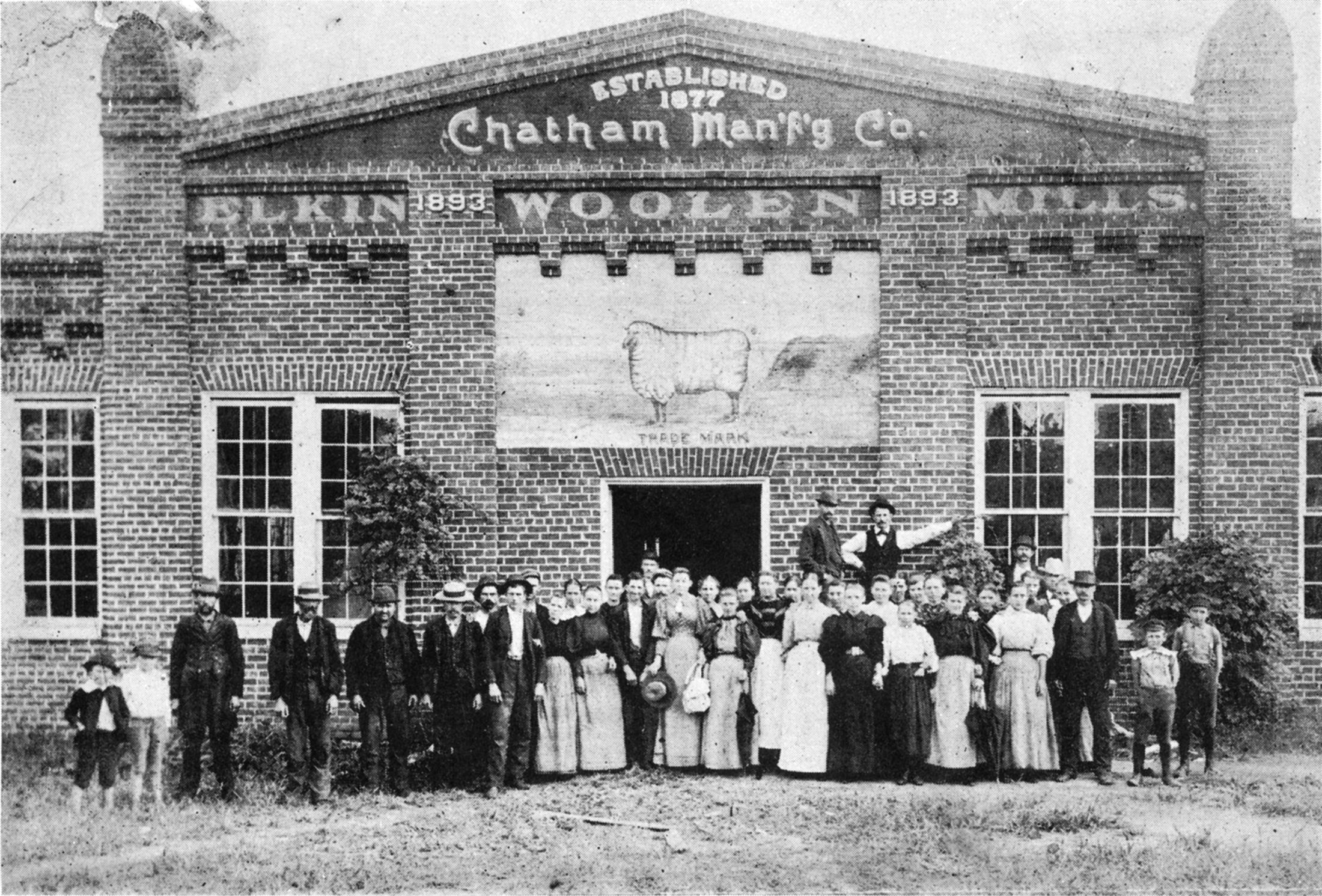 Chatham mill
