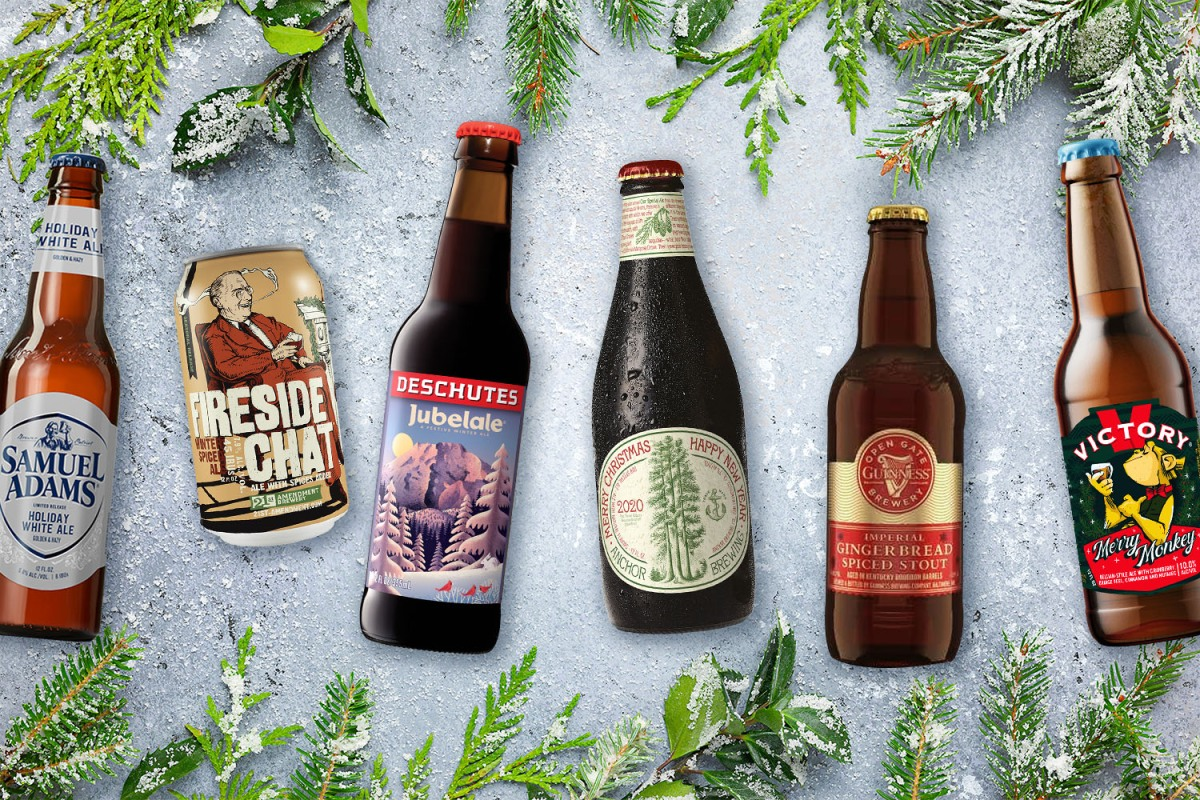 12 Christmas Beers to Help You Forget About 2020