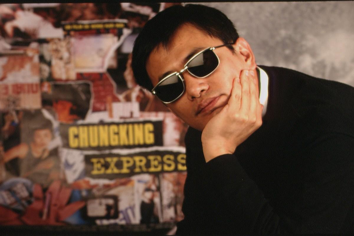 Director Wong Kar-wai