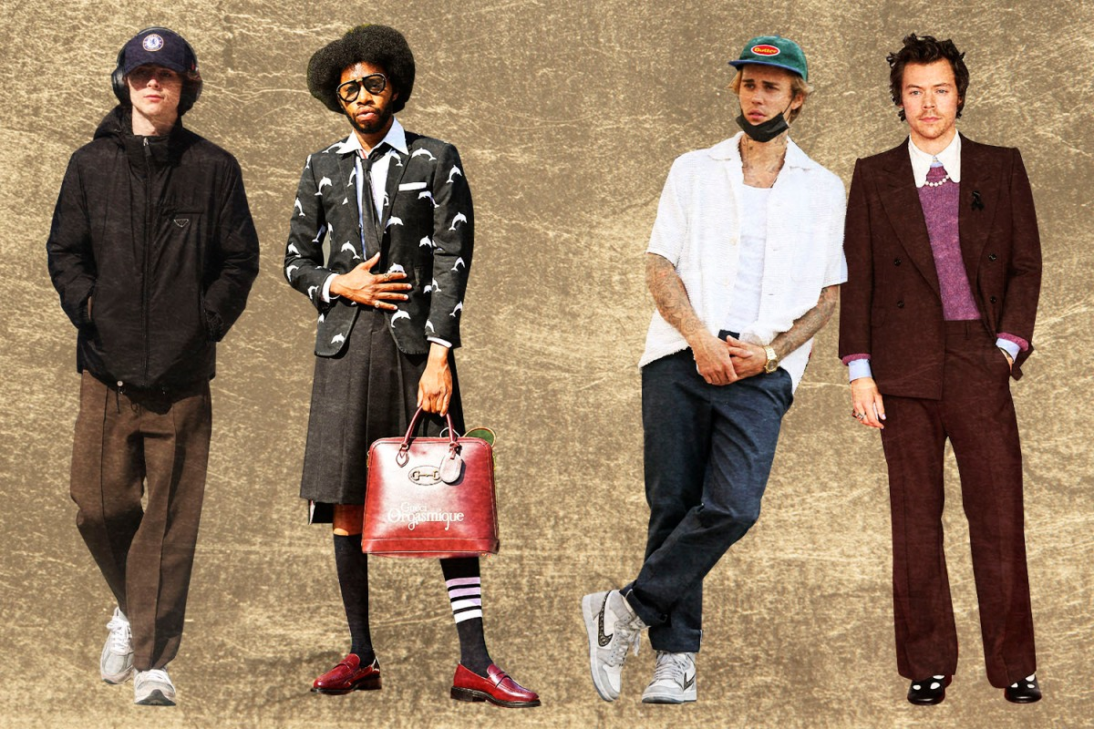 The 10 Biggest Menswear Fits of 2020