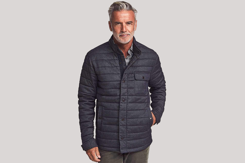 Faherty Teton Valley Jacket