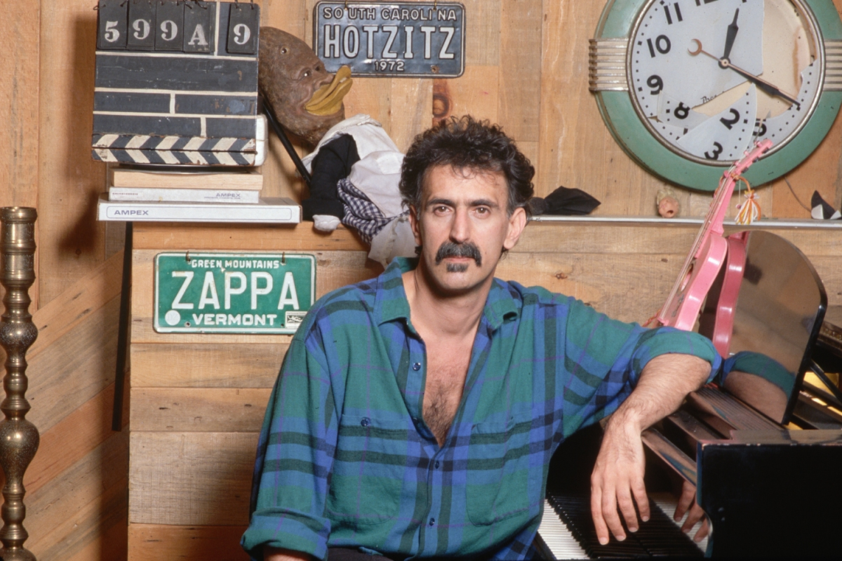 Will We Ever Be Able to Fully Understand Frank Zappa?