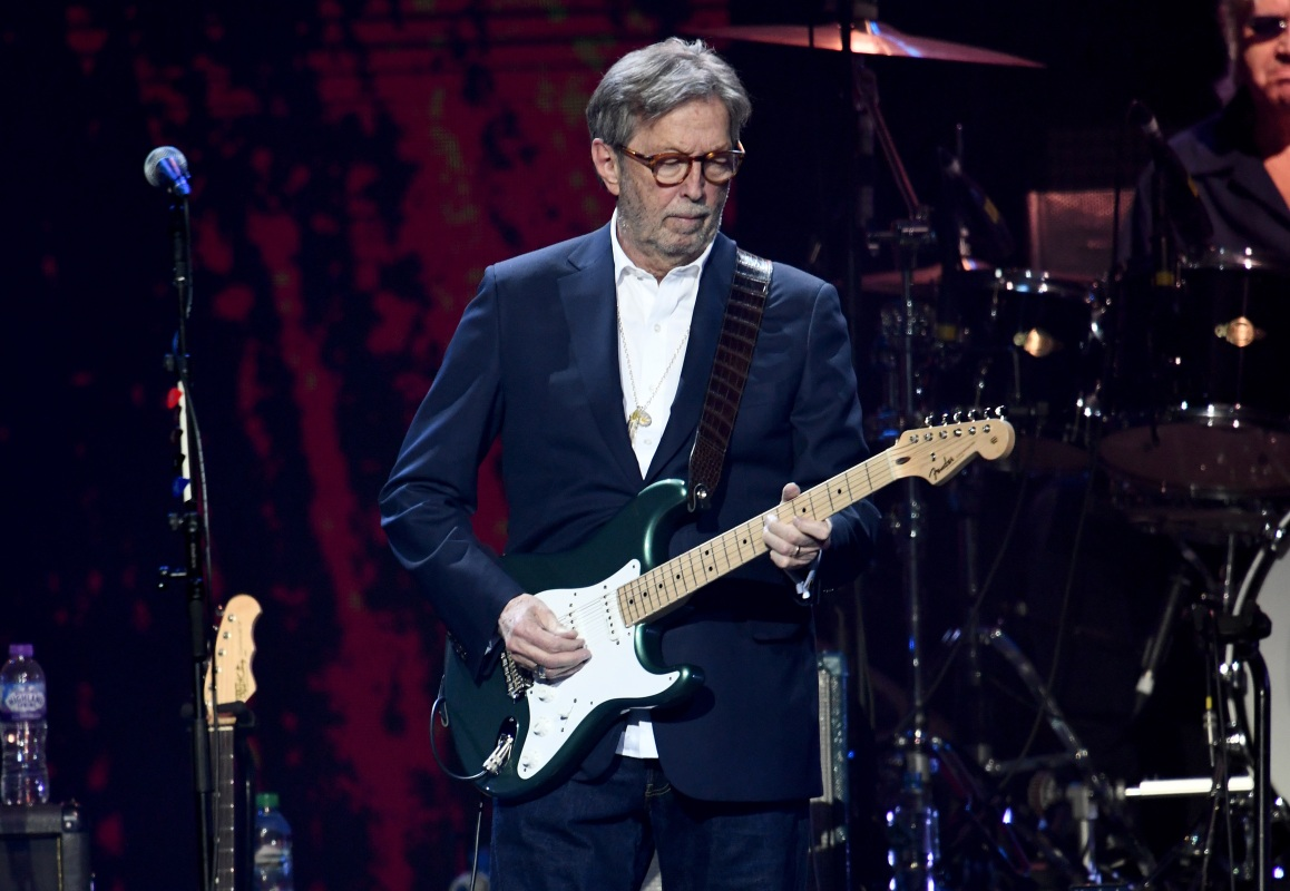 Eric Clapton S Guitar Expected To Sell For Millions Fails To Get A Bid Insidehook
