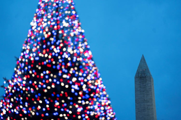 Holidays in DC