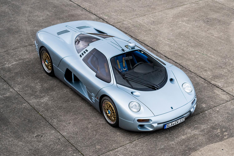 1993 Isdera Commendatore 112i car auction