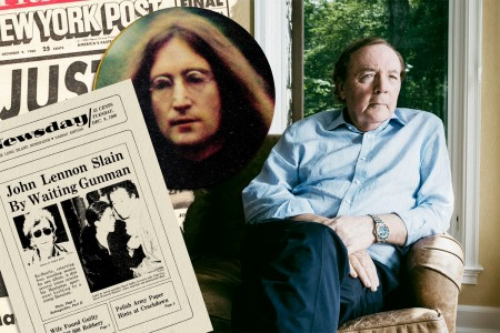 What the World's Most Prolific Crime Writer Taught Me About John Lennon