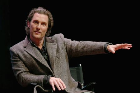 """The Gentlemen"" Screening and Q&A With Matthew McConaughey"