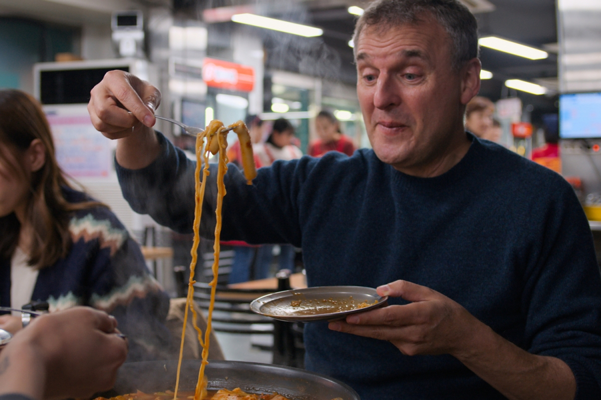 How a Comedy Writer Became the Unlikely Heir to Anthony Bourdain