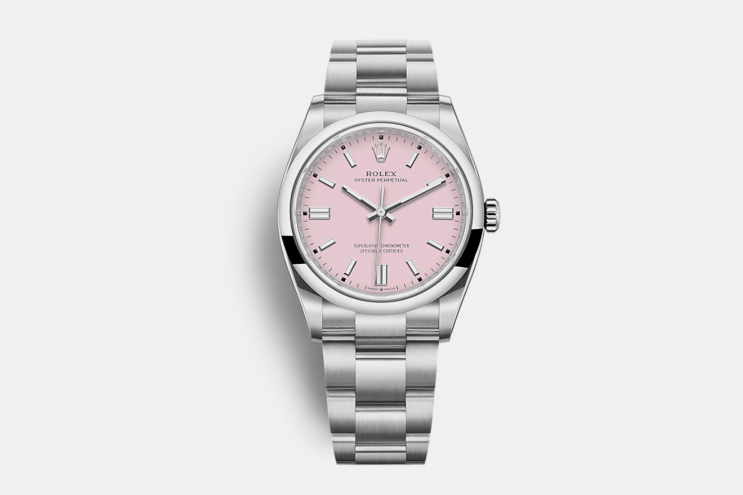 Rolex 36mm Oyster Perpetual Colors