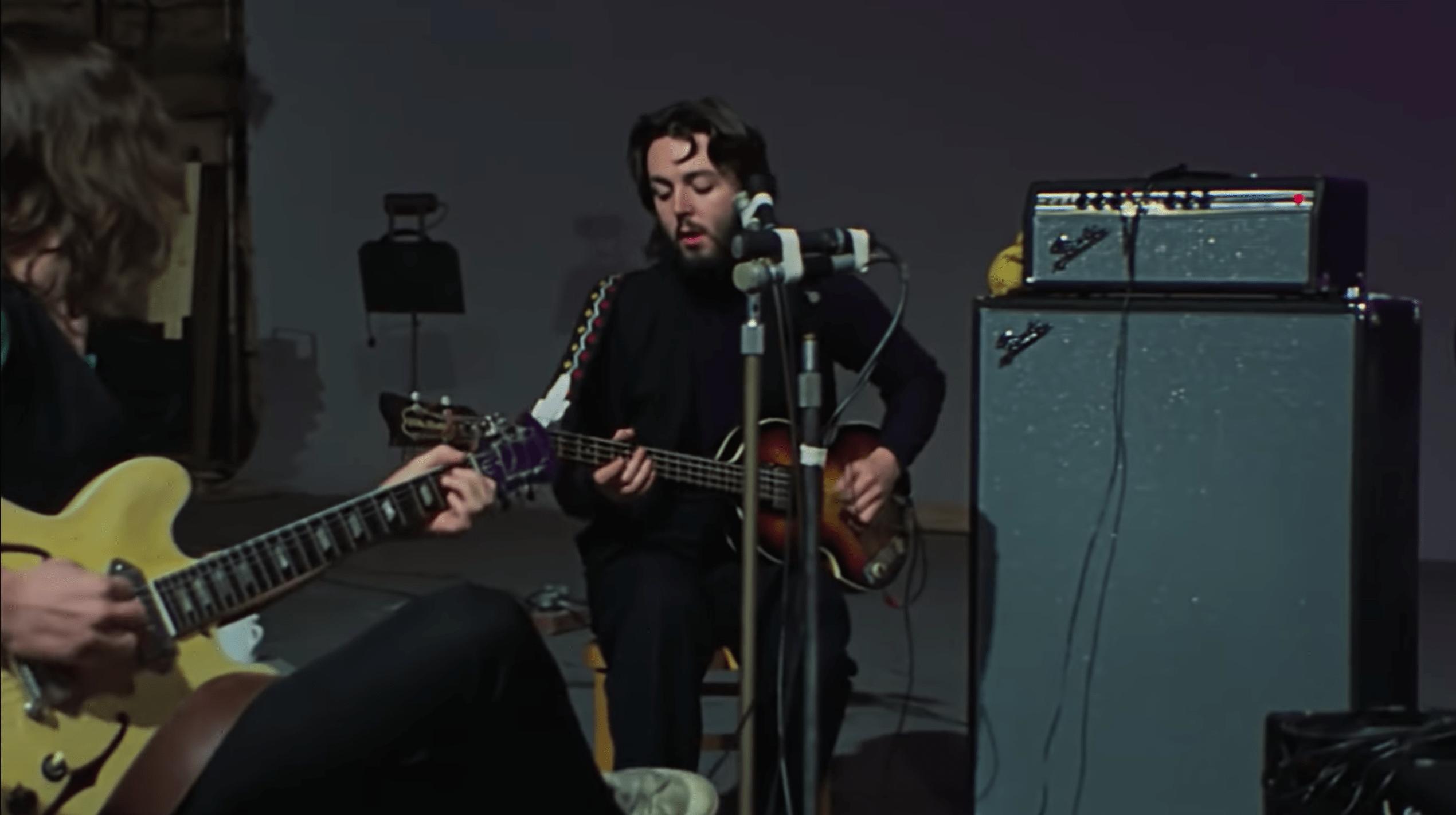 Beatles Fender Bassman
