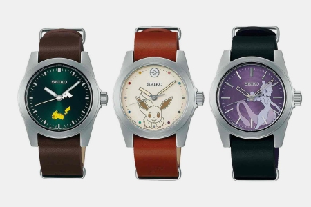 The Cult of Seiko's Coveted Anime Watches Is Growing