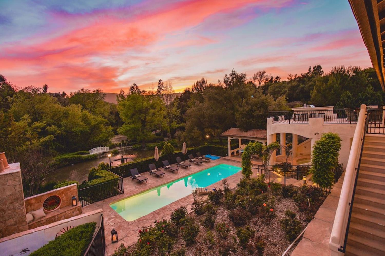 The Five Acre Estate San Diego California