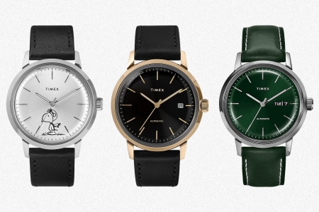 Timex Marlin Automatic Watches