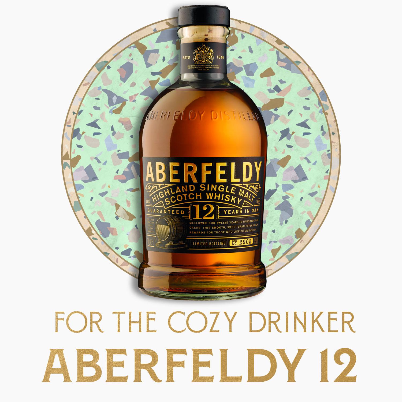 aberfeldy 12 for the social drinker