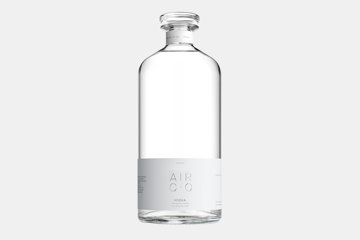 air vodka