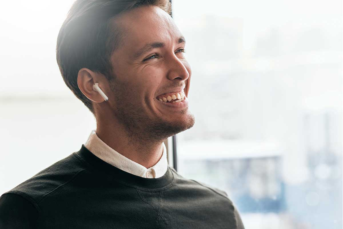 AirPods may get teeth control