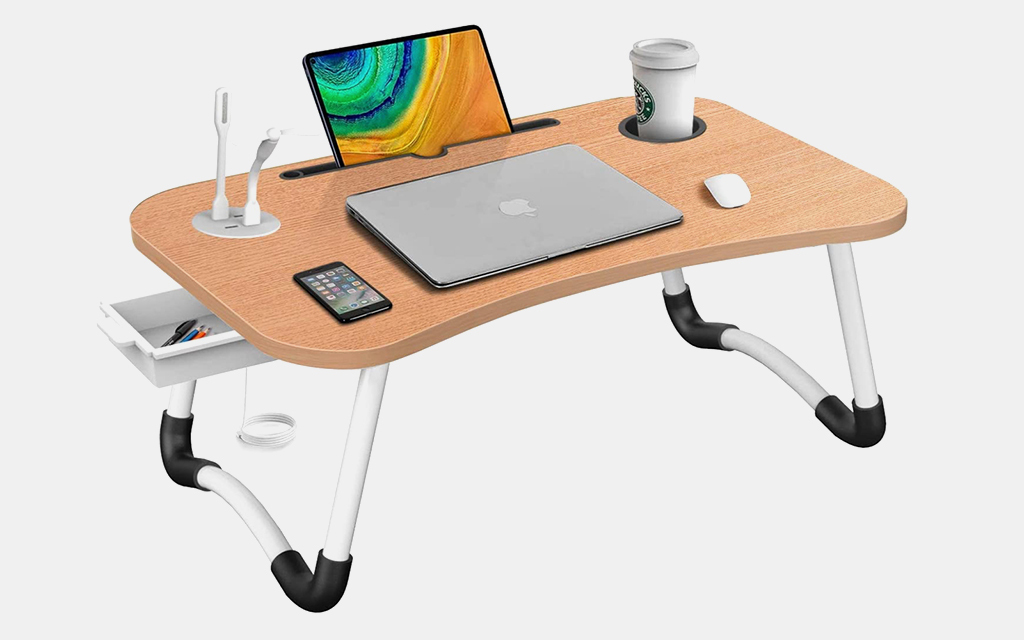 HLHome Laptop Bed Desk