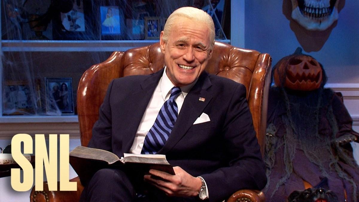 Jim Carrey as Joe Biden