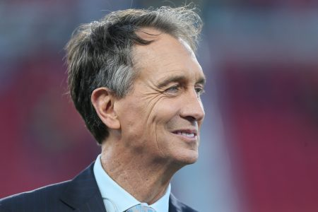 NBC's Cris Collinsworth Apologizes for Remark About Female NFL Fans