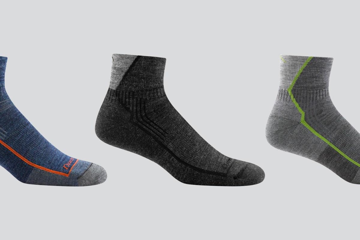Darn Tough Hiker 1/4 Sock