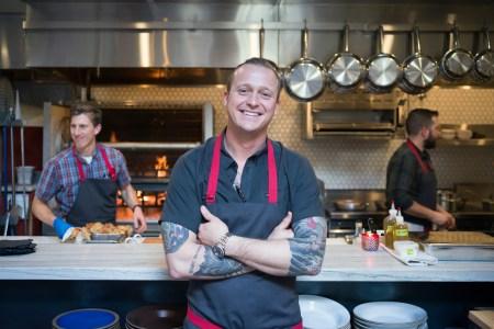 Chef David Nayfeld Che Fico