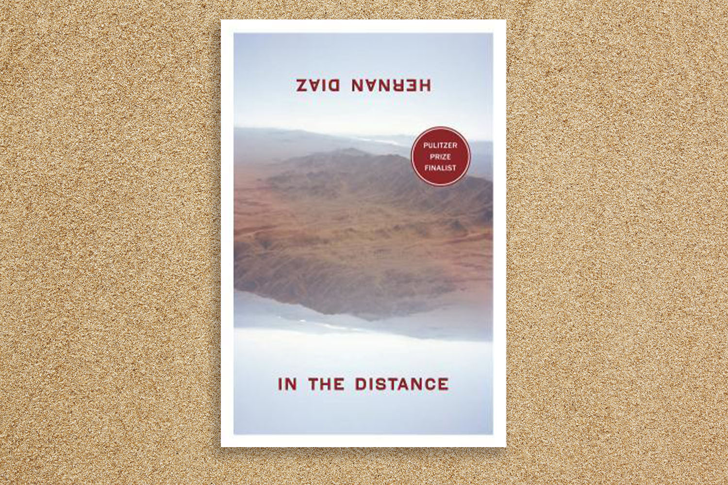 In the Distance cover.