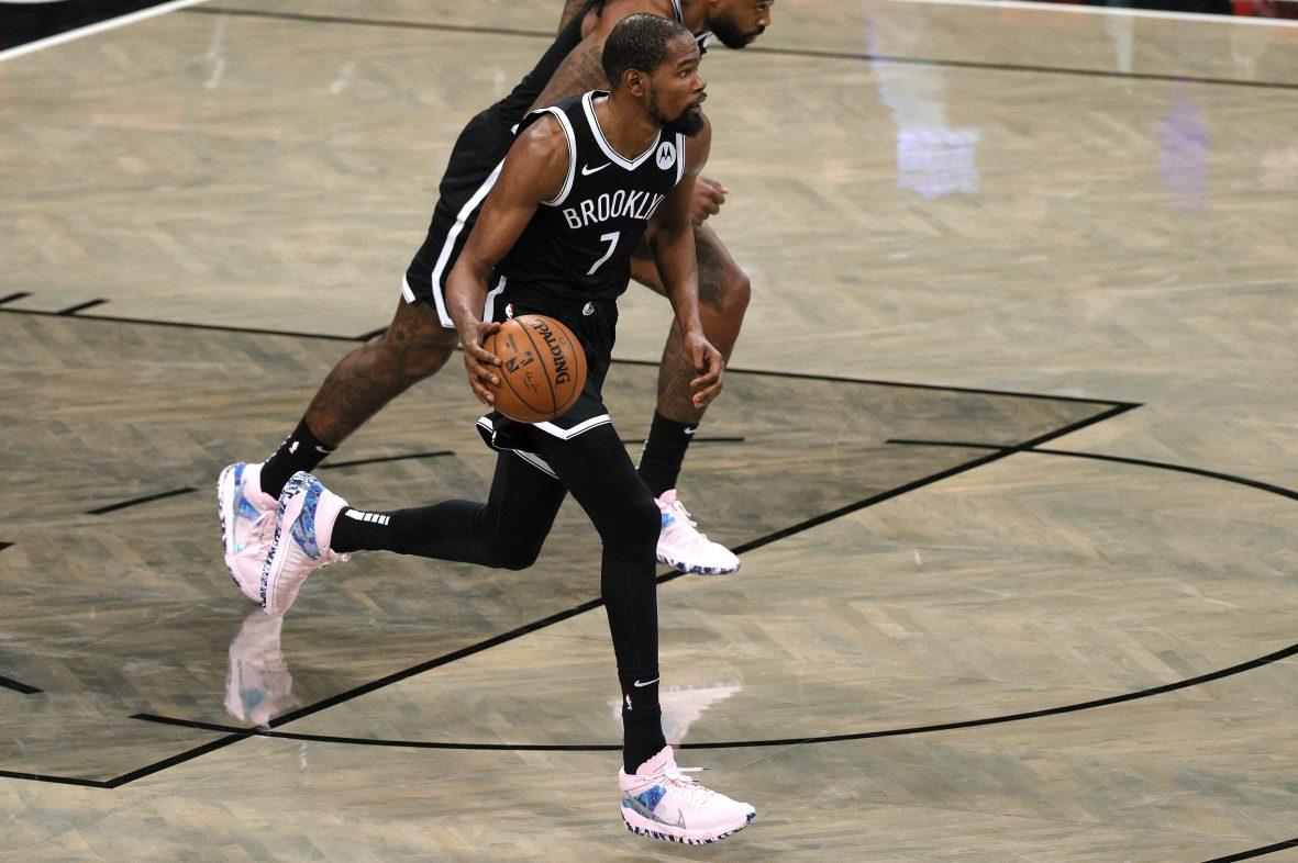 Kevin Durant Looks Like Old Self In Brooklyn Nets Debut Insidehook