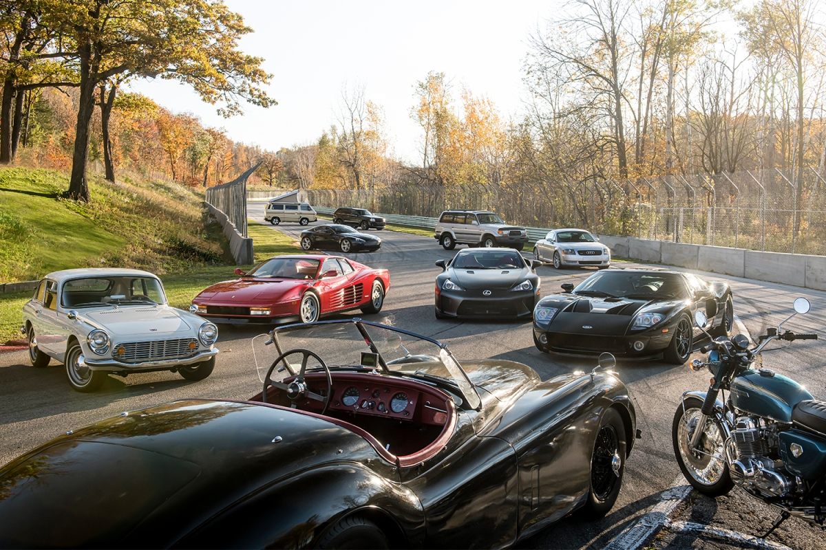 Hagerty Bull Market List cars