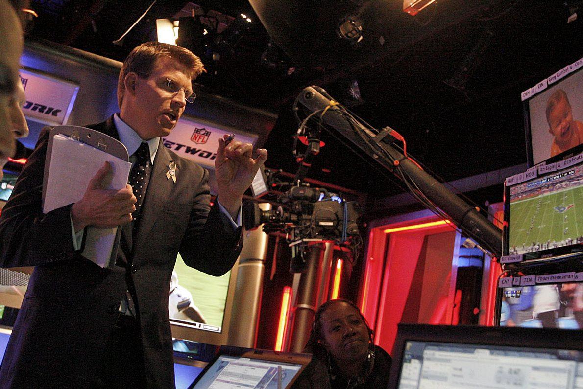 NFL RedZone Host Scott Hanson Set to Become Top TV Free Agent