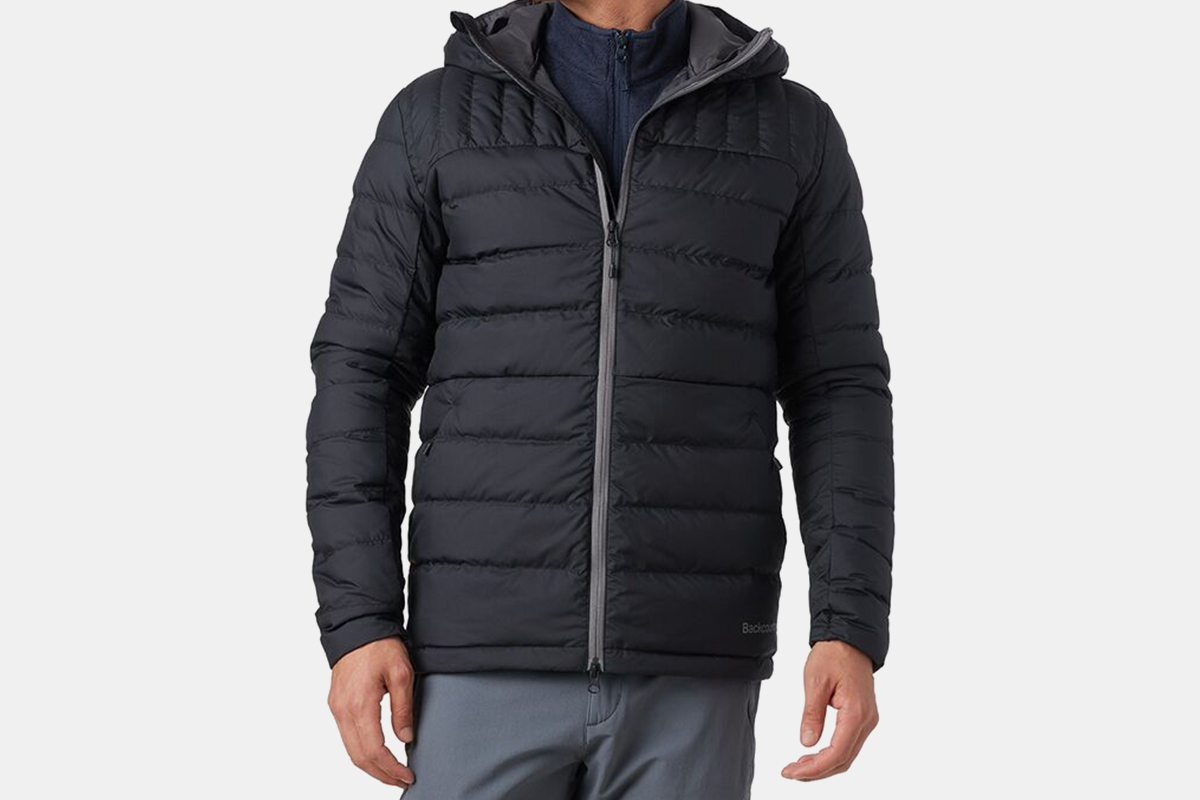 backcountry Stansbury Down Hooded Jacket